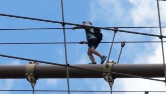 Российского туриста арестовали вСША за опасные фото сБруклинского моста