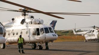 Вкатастрофе <nobr>Ми-8</nobr> вЮжном Судане погибли российские летчики