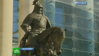 Путин укрепляет исторический союз с Монголией