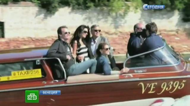 Клуни по случаю свадьбы устраивает вВенеции трехдневный пир.Венеция, Голливуд, Италия, Клуни, артисты, браки и разводы, знаменитости.НТВ.Ru: новости, видео, программы телеканала НТВ