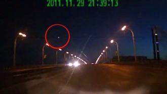 Падение метеорита в Кемеровской области попало на видео