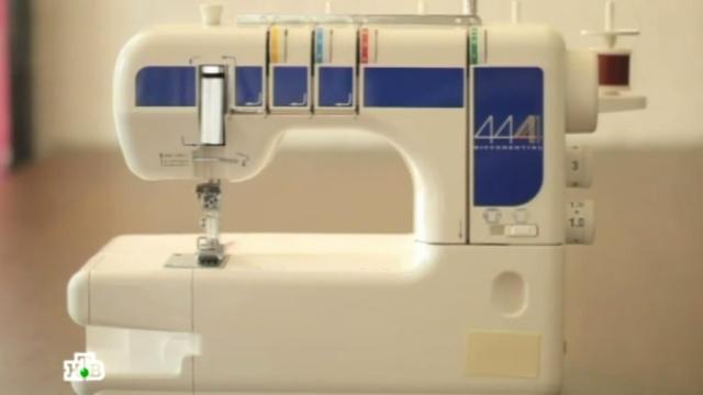 Швейные машинки стали еще умнее.гаджеты, компьютеры, технологии.НТВ.Ru: новости, видео, программы телеканала НТВ