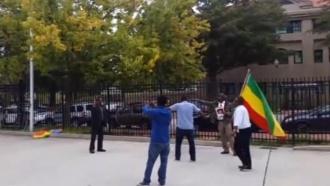 Эфиопский дипломат устроил стрельбу в посольском районе Вашингтона