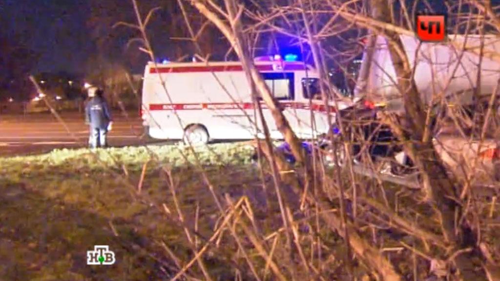 Трое детей с отцом погибли в страшной аварии на трассе под ... Трое Детей