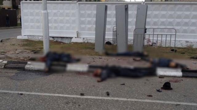 Полицейские помешали устроить кровавый теракт на концерте вГрозном.Грозный, Чечня, взрывы, полиция, терроризм.НТВ.Ru: новости, видео, программы телеканала НТВ