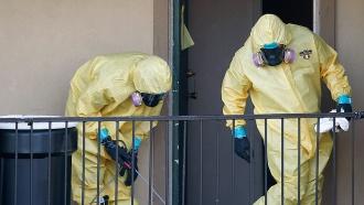 ВИспании зафиксирован первый случай заражения лихорадкой Эбола