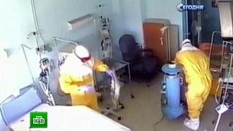 ВОЗ признала: Европе не удастся избежать эпидемии Эболы