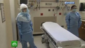 Опасность распространения смертельного вируса Эбола посеяла панику вЕвропе