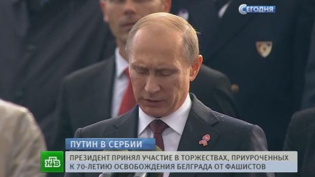 Путин: Россия дружбой не торгует.Косово, Путин, Сербия, газопровод, переговоры.НТВ.Ru: новости, видео, программы телеканала НТВ