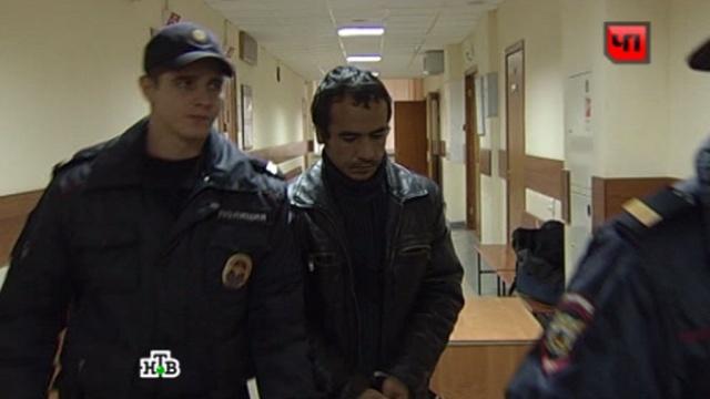 Заливший бетоном убитых дагенстанцев узбек боится кровной мести.Москва, мигранты, убийства и покушения.НТВ.Ru: новости, видео, программы телеканала НТВ
