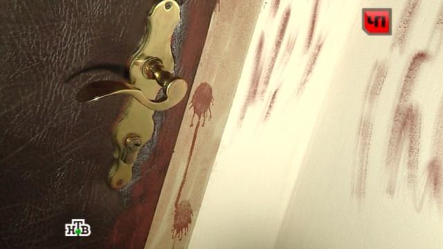 Следователи считают, что убийца московского пенсионера выбрал жертву заранее.Москва, убийства и покушения, эксклюзив.НТВ.Ru: новости, видео, программы телеканала НТВ