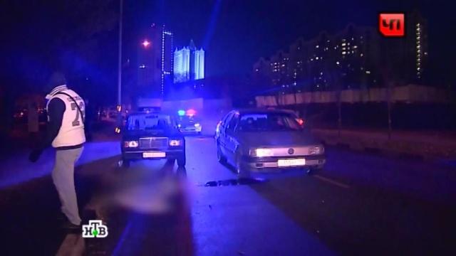 Иностранец сбил насмерть пешехода на юго-западе Москвы.ДТП, Москва.НТВ.Ru: новости, видео, программы телеканала НТВ