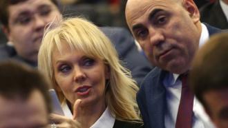 Невъездная Валерия хочет отдать под суд латвийских чиновников