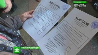 Международные наблюдатели отметили прозрачность выборов вДНР иЛНР