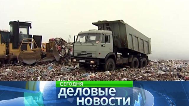 Минстрой предлагает россиянам платить за переработку мусора отдельно.ЖКХ, мусор, тарифы и цены, экология.НТВ.Ru: новости, видео, программы телеканала НТВ