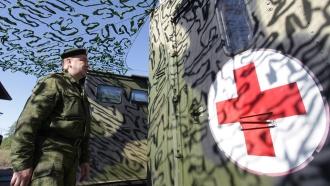 Россия передала Гвинее более 150тонн медицинского оборудования
