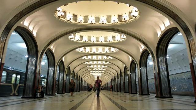 Часы в московском метро будут указывать время до прибытия поезда. метро, Москва. НТВ.Ru: новости, видео, программы телеканала НТВ