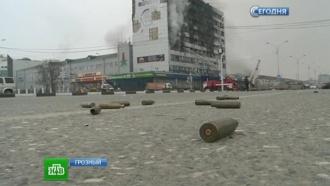 «Шайтаны показали последнюю силу»: напавшие на Грозный боевики уничтожены