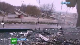 Уничтоженные в Грозном боевики готовили крупные теракты