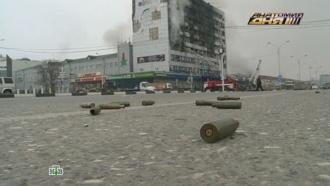 Нападение на Грозный: хроника событий и видео очевидцев