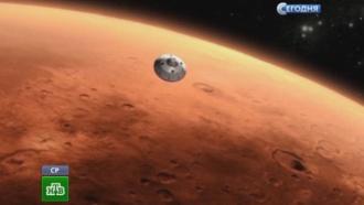 Curiosity засек на Марсе всплеск метановой активности