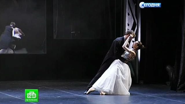 В Петербурге осовременили «Ромео и Джульетту», превратив балет в неоклассику.Санкт-Петербург, балет, театр.НТВ.Ru: новости, видео, программы телеканала НТВ