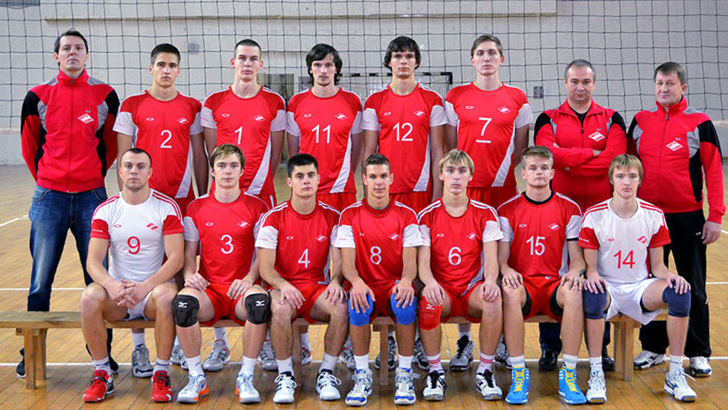 Волейбольный клуб спартак москва официальный сайт какой ночной клуб работал в стерлитамаке