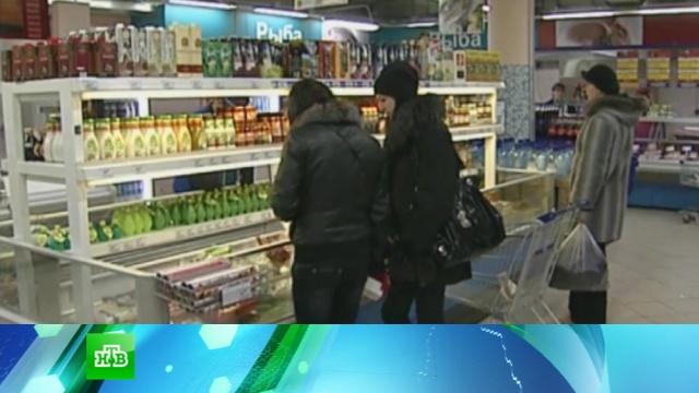 СМИ: Роспотребнадзор забраковал украинскою ибелорусскую соль.Роспотребнадзор, магазины, продукты, торговля.НТВ.Ru: новости, видео, программы телеканала НТВ