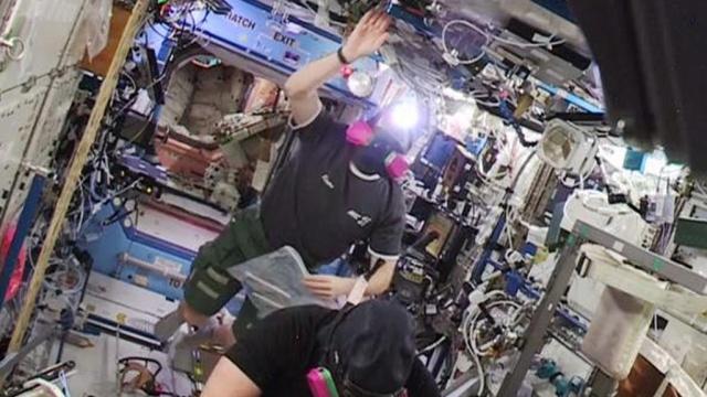 Астронавтам НАСА разрешили вернуться вамериканский сегмент МКС.МКС, НАСА, Рогозин, Роскосмос, космонавтика, космос.НТВ.Ru: новости, видео, программы телеканала НТВ