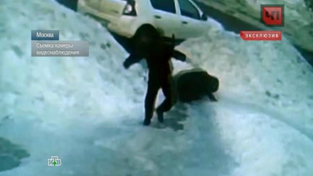 Полиция задержала всех участников ограбления инкассаторской машины в Зеленограде.Москва, задержание, инкассаторы, кражи и ограбления, полиция.НТВ.Ru: новости, видео, программы телеканала НТВ