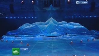 Годовщина Игр вСочи: на стадионе «Айсберг» продолжилась олимпийская сказка