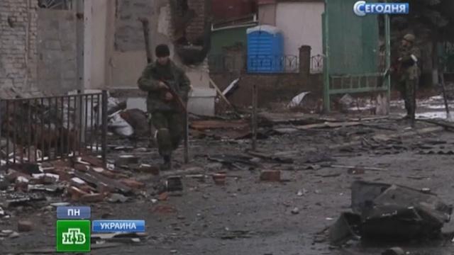 Жители Донецка рассказали осотрясшем весь город взрыве.Донецк, Донецкая область, Украина, взрывы, войны и вооруженные конфликты.НТВ.Ru: новости, видео, программы телеканала НТВ