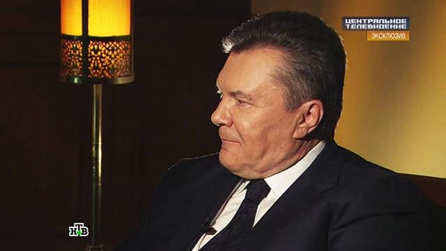 Президент без страны: Янукович дал эксклюзивное интервью «Центральному телевидению».НТВ, Украина, Янукович, войны и вооруженные конфликты, интервью, эксклюзив.НТВ.Ru: новости, видео, программы телеканала НТВ