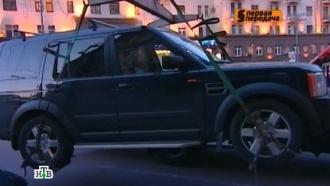 Эвакуация с большими последствиями: хозяева разбитых погрузчиками машин делятся опытом.НТВ.Ru: новости, видео, программы телеканала НТВ