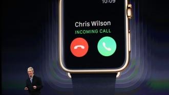 Представлен новый вид гаджетов от Apple— интерактивные часы