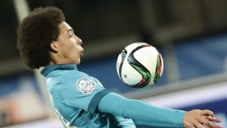 Витсель иКришито принесли «Зениту» победу впервой игре 1/8финала Лиги Европы с«Торино»