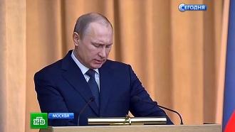 Путин выразил соболезнования всвязи скатастрофой A320во Франции
