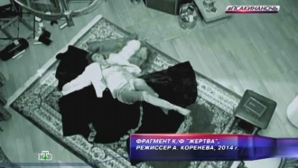 Оромане Васильевой иСердюкова сняли фильм синтимными сценами