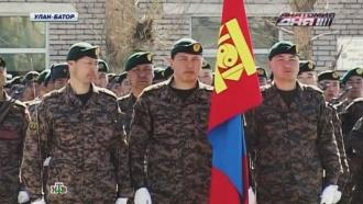 Лучшие монгольские воины впервые в истории прошагают по Красной площади