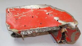Второй черный ящик A320найден без чипа памяти