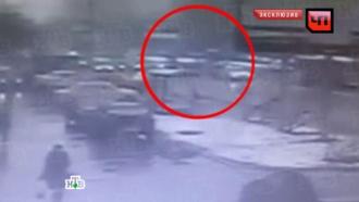 ДТП с участием автомобиля Михаила Горбачёва попало на видео: эксклюзив НТВ