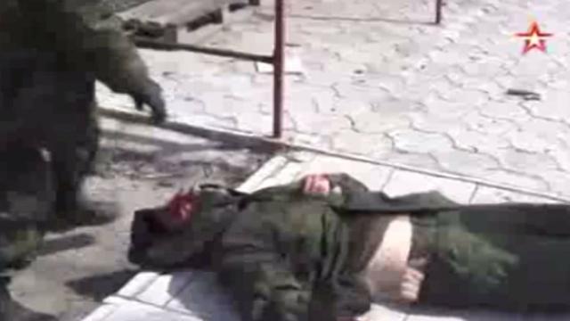 Атаку на российских журналистов вШирокино зафиксировала камера.войны и вооруженные конфликты, ДНР, журналистика, НТВ, Украина, эксклюзив.НТВ.Ru: новости, видео, программы телеканала НТВ