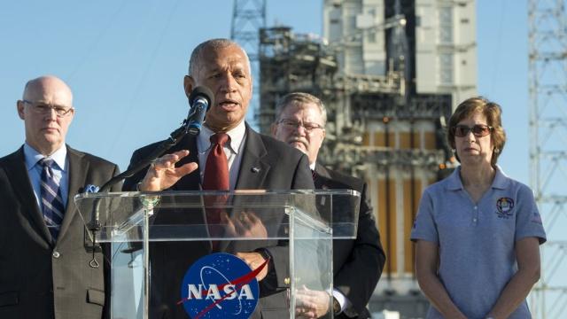 Шеф NASA назвал МКС «идеальной ролевой моделью» отношений России и США.МКС, НАСА, США, космонавтика, космос.НТВ.Ru: новости, видео, программы телеканала НТВ