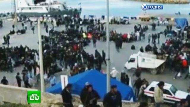 Сотни нелегалов могут стать жертвами кораблекрушения у острова Лампедуза.Африка, Италия, кораблекрушения, мигранты.НТВ.Ru: новости, видео, программы телеканала НТВ