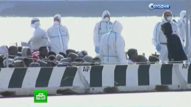 Многие пассажиры затонувшего в Сицилийском проливе судна были заперты в трюме.Африка, Италия, кораблекрушения, корабли и суда, мигранты.НТВ.Ru: новости, видео, программы телеканала НТВ