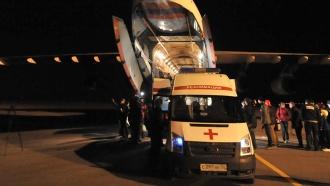 Два российских самолета доставили из Йемена вМоскву около 300человек
