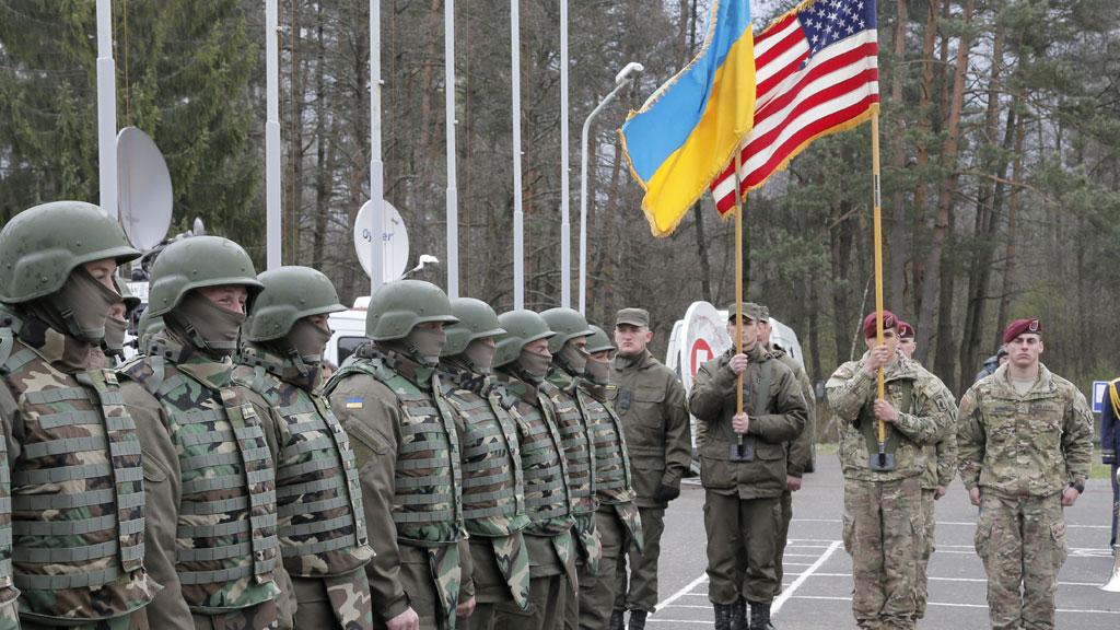 Американское оружие едет на Украину