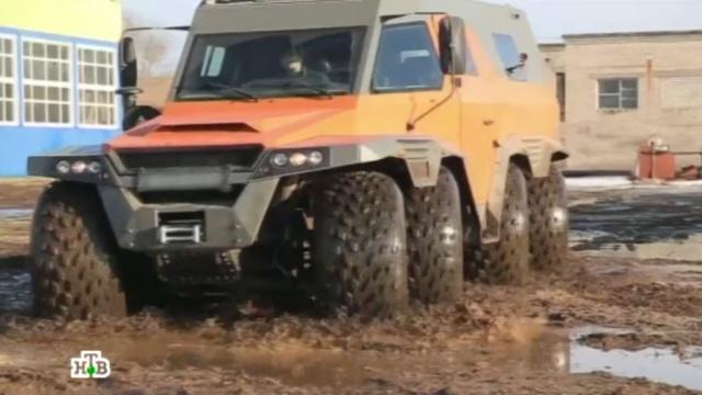 Самодельные джипы-монстры преодолевают болота игоняют по воде.автомобили, дороги, технологии.НТВ.Ru: новости, видео, программы телеканала НТВ