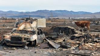 Пожары нанесли аграриям Забайкалья иХакасии ущерб на 43млн рублей