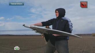 Беспилотник помог инспекторам Калтайского заказника задержать браконьеров
